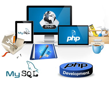 PHP web development services in Ghaziabad